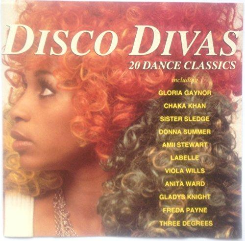 Various - Disco Divas - 20 Dance Classics