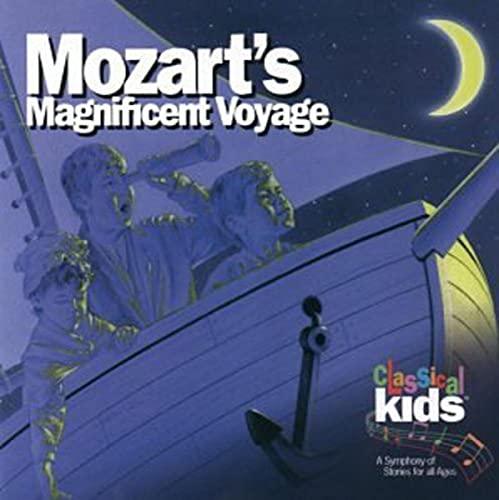 Mozart - Mozart's Magnificent Voyage