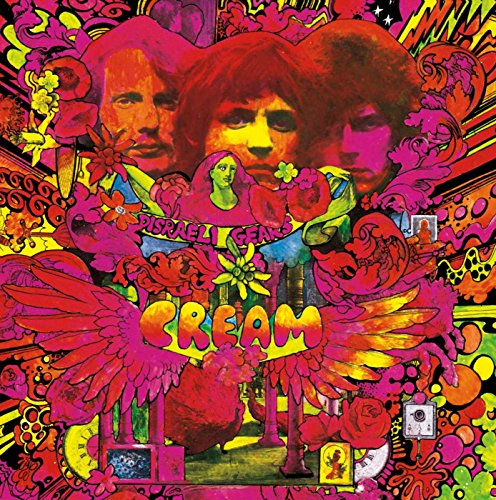 Cream - Disraeli Gears By Cream