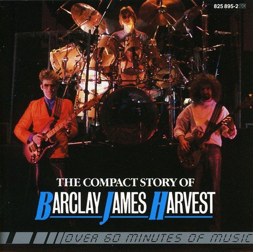 BARCLAY JAMES HARVEST - Compact Story of Barclay James Harvest By BARCLAY JAMES HARVEST