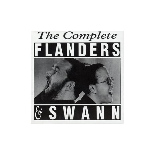 The Complete Flanders and Swann By Donald Swann