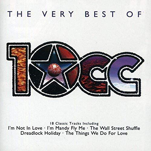 10cc - The Very Best of 10CC By 10cc