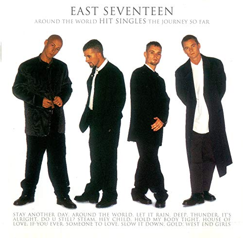 East 17 - Around The World - Hit Singles - The Journey So Far By East 17