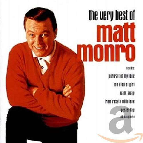 The Very Best Of Matt Monroe By Matt Monro