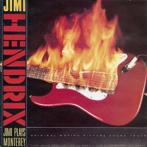 Hendrix Jimi - Jimi Plays Monterey