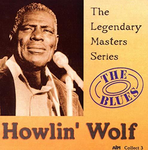 Howlin' Wolf - Legendary Masters Series