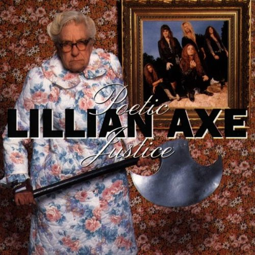 Lillian Axe - Poetic Justice
