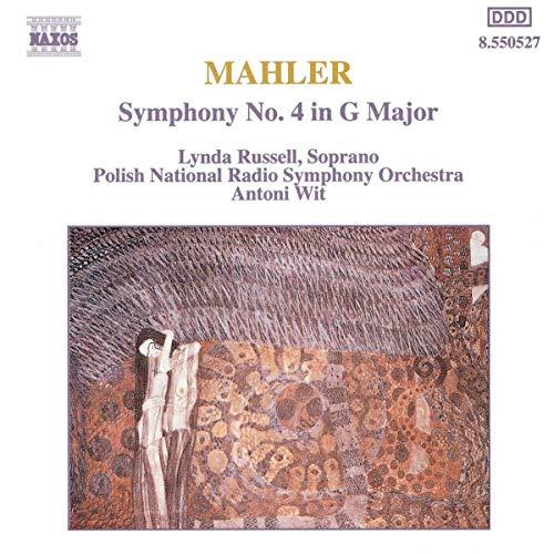 RUSSELL LYNDA (soprano) - Mahler: Symphony No. 4 By RUSSELL LYNDA (soprano)