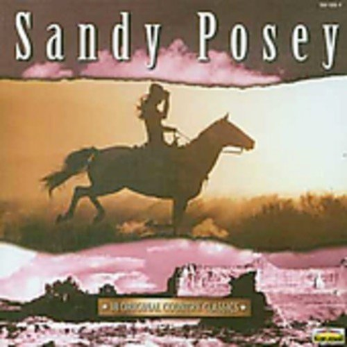 Posey, Sandy - All American Country