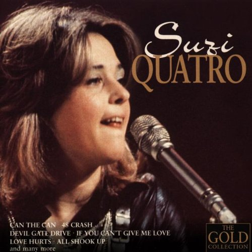 Suzi Quatro - Suzi Quatro Gold Collection