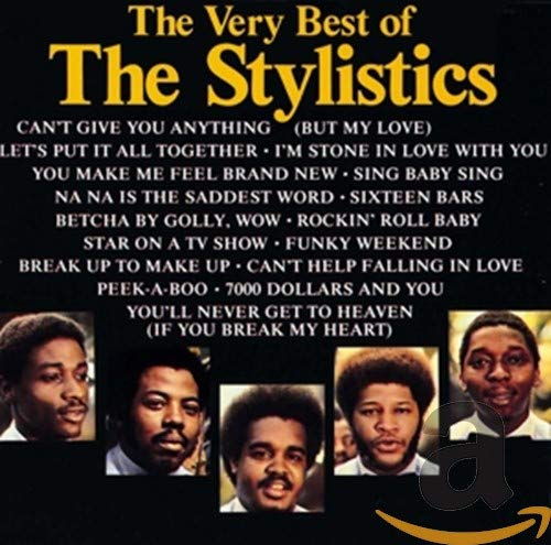 The Stylistics - The Very Best of the Stylistics By The Stylistics