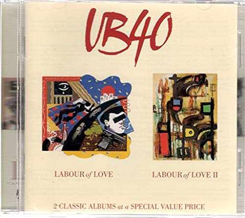 UB40 - Labour of Love I & II