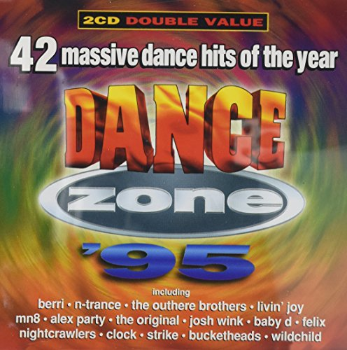 Various - Dance Zone 95 By Various