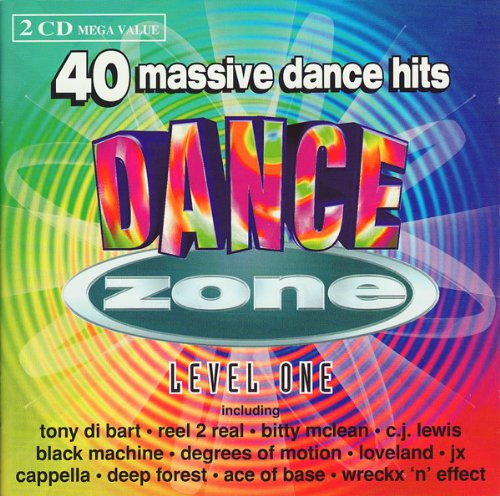 Various Artists - Dance Zone Level One By Various Artists
