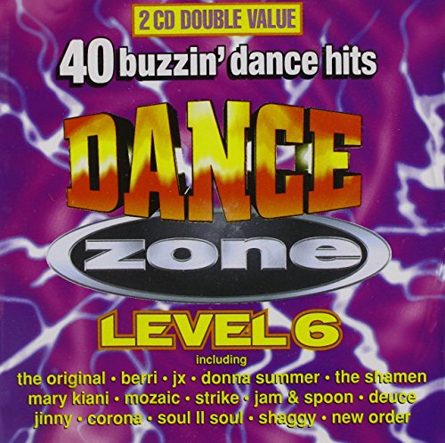 Various - Dance Zone Level 6 By Various
