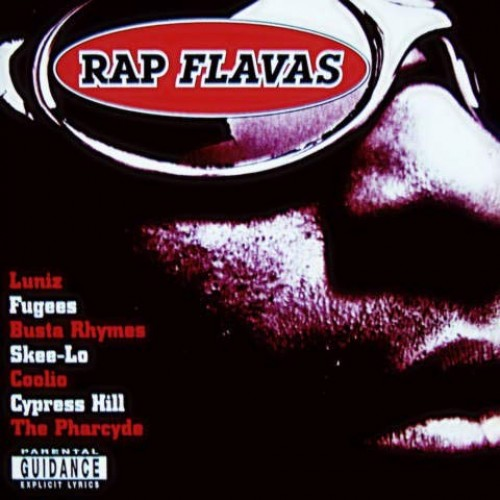 Various - Rap Flavas By Various