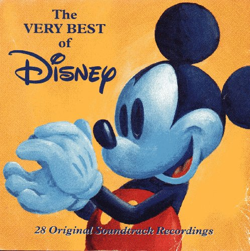 Various Artists - The Very Best of Disney By Various Artists