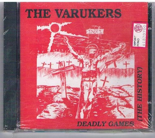 Varukers, the - Deadly Games