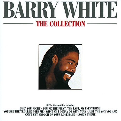 The Collection By Barry White