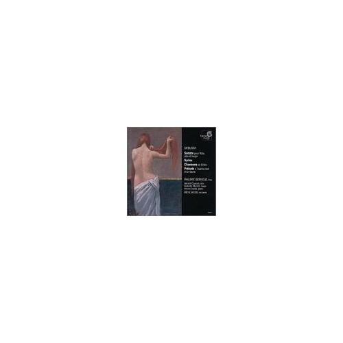 Ariane Jacob - Debussy - Prelude a l'apres-midi d'un Faune; Syrinx