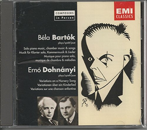 Dohnanyi - Composers in Person: Bartok / Dohnanyi
