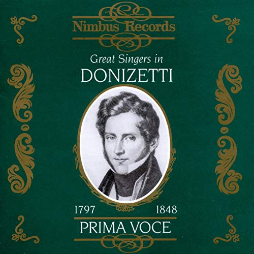 Great Singers in Donizetti