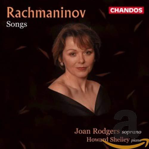 Howard Shelley - Rachmaninov: Songs