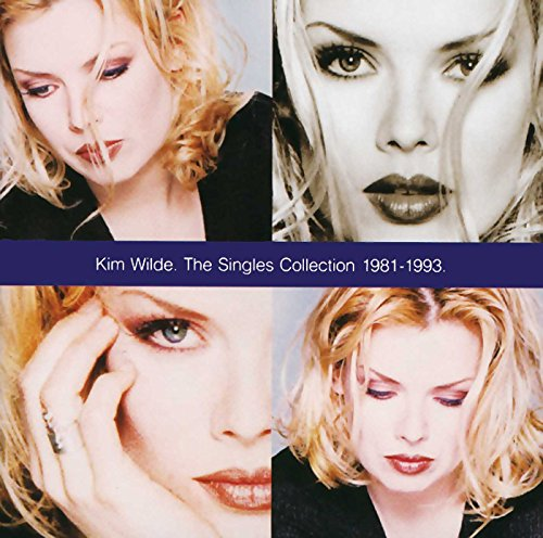 Kim Wilde - The Singles Collection 1981-1993 By Kim Wilde