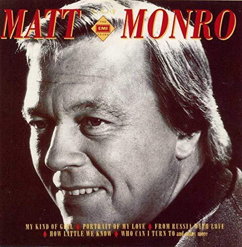 Matt Monro - Matt Monro Emi Years Best