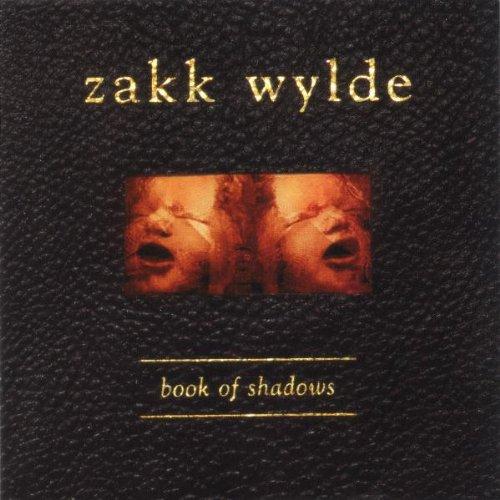 Book Of Shadows Zakk Wylde Original Recording 1996 Geffen