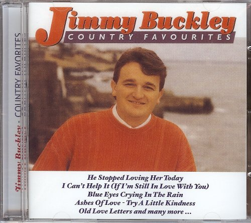 Jimmy Buckley - Country Favourites By Jimmy Buckley