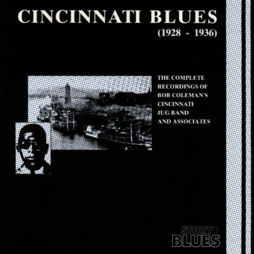 Diverse - Cincinnati Blues (1928-1936)
