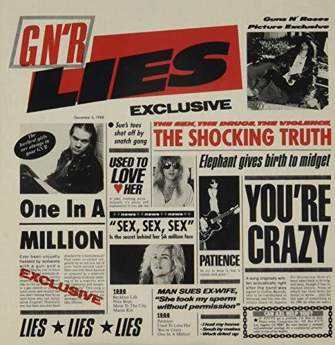 G N' R Lies By Guns N' Roses