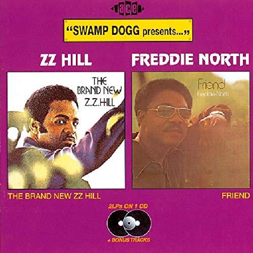 Freddie North - The Brand New Z.Z. Hill / Friend - Freddie North