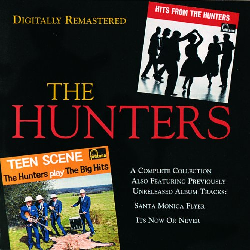 Hunters - Teen Scene/Hits from the Hunters By Hunters