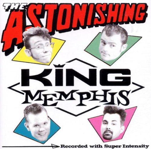 King Memphis - The Astonishing King Memphis