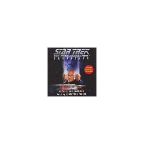 Johnathan Frakes - Star Trek the Next Generation: Crossover