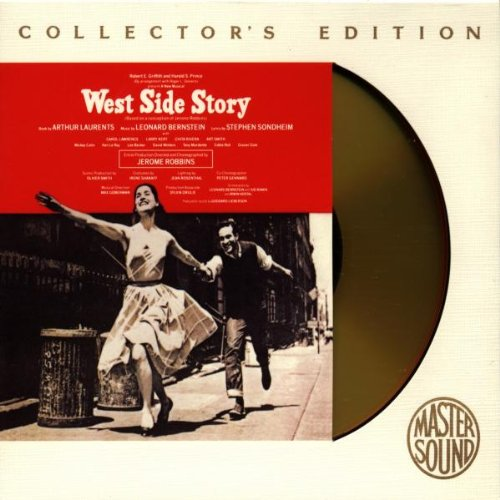Lee Becker - West Side Story: Original Broadway Cast