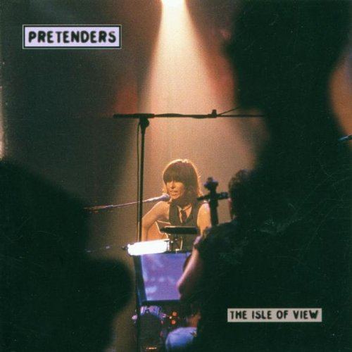 Pretenders - Live at the Isle of View
