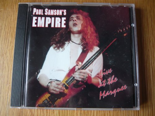 Paul Samson - Live at the Marquee
