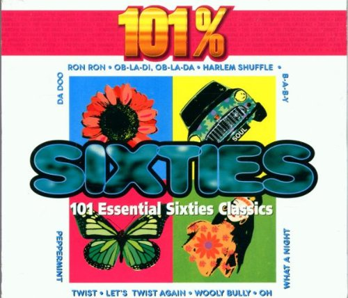 Various - 101% Sixties