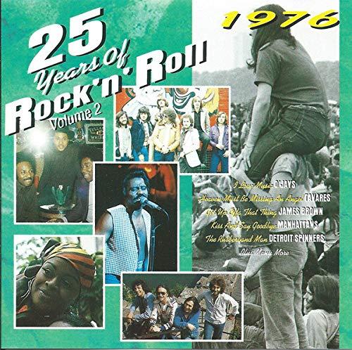 Various - 25 Years Of Rock 'N' Roll Volume 2 1976