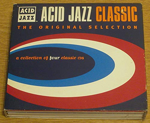 Various - Acid Jazz Classic