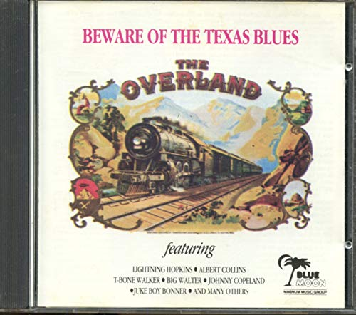 Various - Beware of the Texas Blues