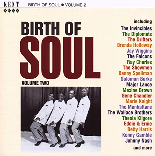 Various Artists - The Birth of Soul Vol.2