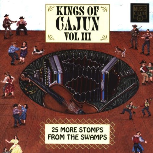 Various - King of Cajun III By Various
