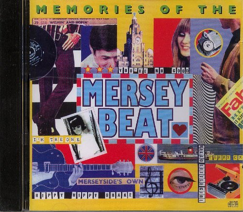 Various - Memories of the Mersey Beat