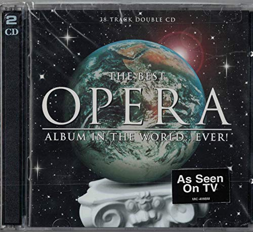 Various Artists - The Best Opera Album In The World Ever