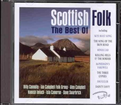 Various Artists - The Best Of Scottish Folk By Various Artists