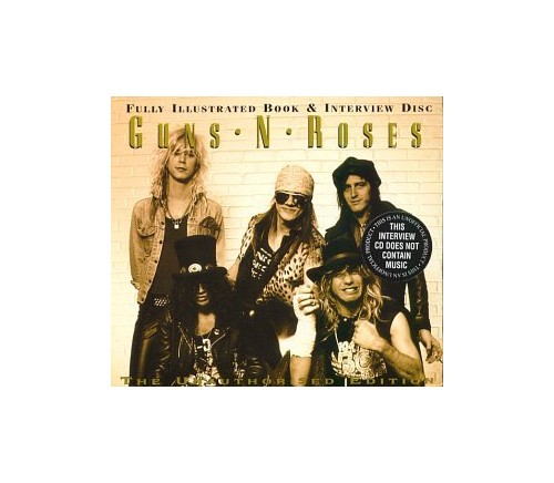 Guns N Roses - Guns N Roses Interview CD/Book